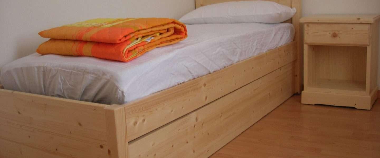 Camere da Letto in legno | Case in legno e falegnameria in Trentino