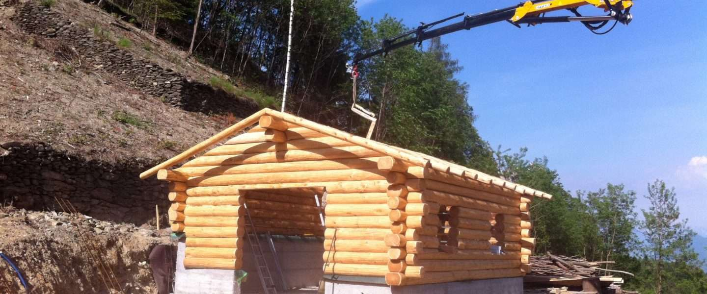 Trentino case in legno cool casetta in legno mantova x mm for Grandi piani di casa di tronchi