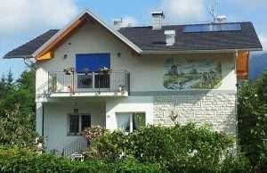 Legno house trentino case in legno e falegnameria in for Falegnameria trentini